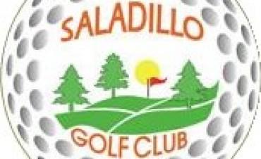 Mucha actividad en el Saladillo Golf club