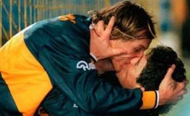 Día del beso: El amor dentro de las canchas