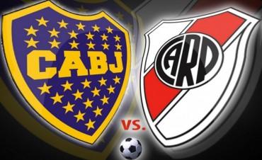 Confirmado el horario del primer 'Superclásico': Boca recibirá a River el domingo a las 18.15