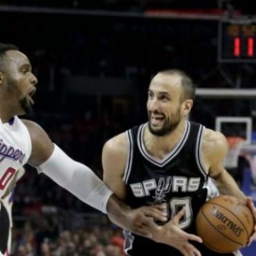 San Antonio quedo a un triunfo de avanzar en los playoffs de la NBA