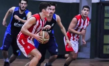 Gran partido de Juan Pedro Mazza con Estudiantes de La Plata