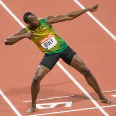 El atleta jamaicano Usain Bolt será una de las estrella de los JJOO 2016