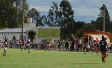 Saladillo Hockey jugó ante Azul Rugby.