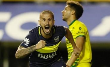Boca ganó en la Bombonera y sigue como único puntero