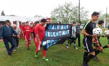 Defensores de Del Carril unico puntero en primera division
