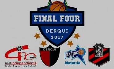 Arranca el Final Four del Provincial de Clubes de Básquet