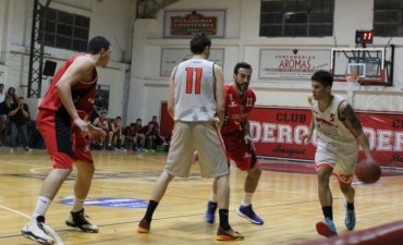 Independiente de Zarate y Presidente Derqui se llevaron el primer partido del Final Four
