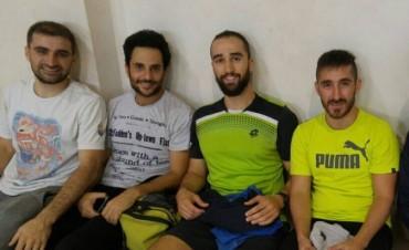 Saladillo le ganó a Roque Perez en las Olimpiadas de la Cuenca
