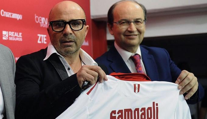 La dura advertencia del Sevilla a la AFA por Sampaoli