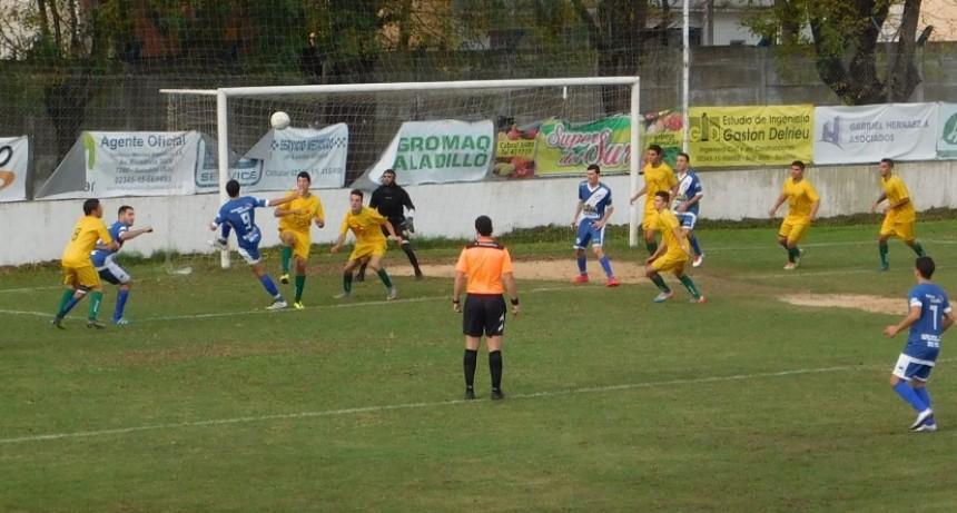 Defensores de Atucha los mira desde arriba en Primera División