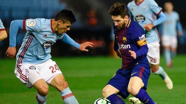 Barcelona no ganó pero marcó un nuevo récord