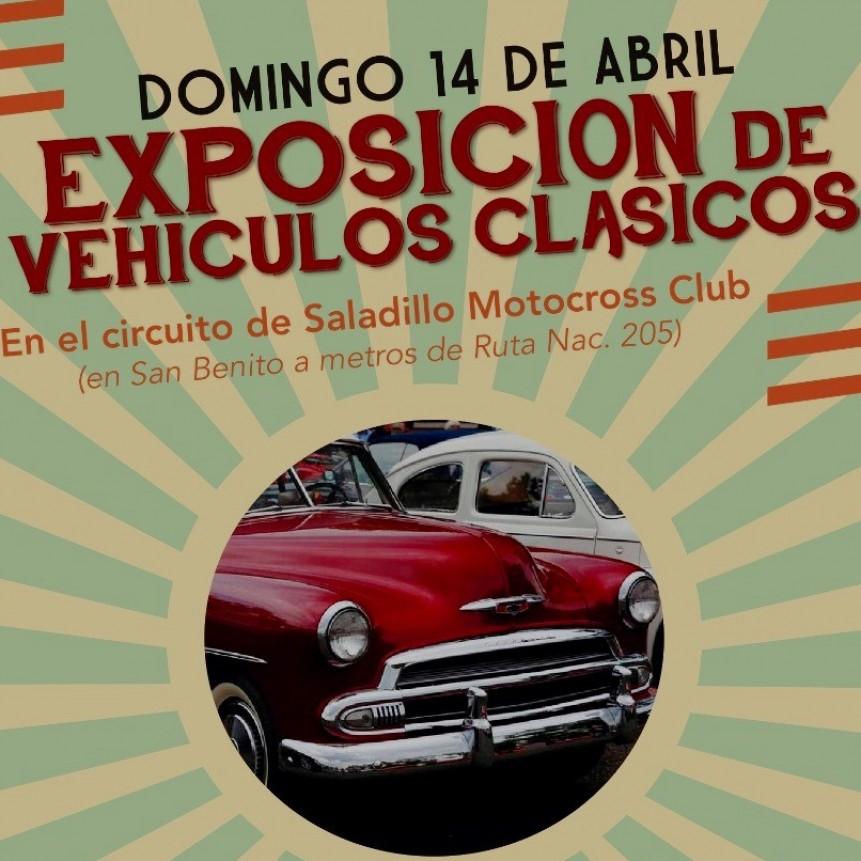 Se realiza este domingo Encuentro de Vehículos Clásicos en San Benito