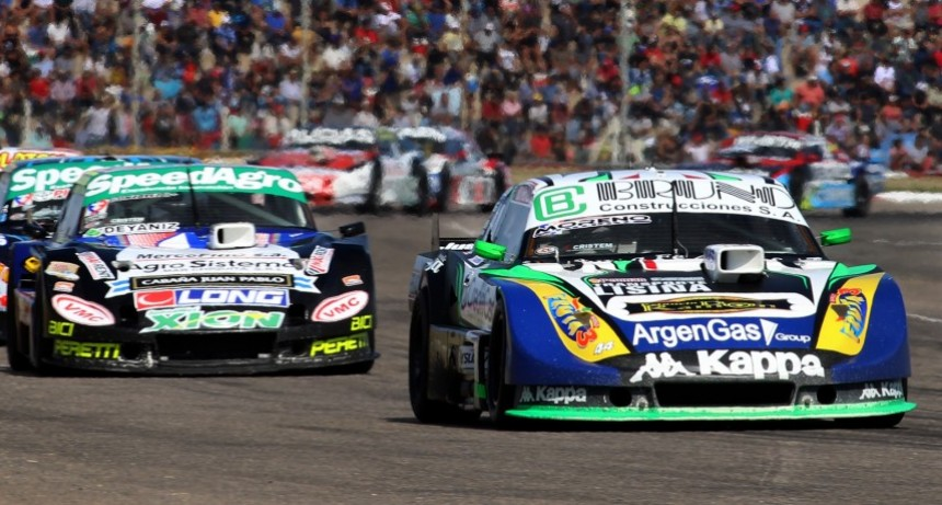 Juan Martín Bruno finalizó 19 en el Rosendo Hernández