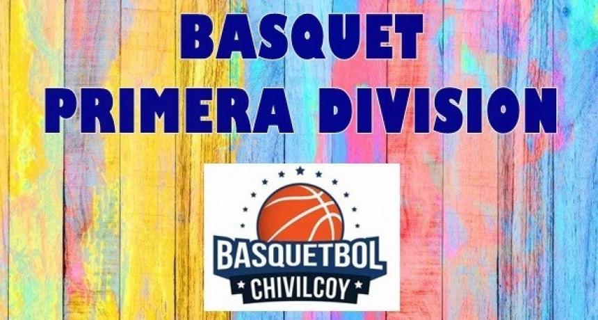 Resumen Torneo Apertura de Primera división de Básquet