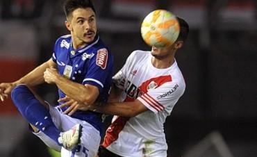 Tras eliminar a Boca en los papeles, River perdió en Núñez frente al Cruzeiro