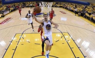 Golden State avanzó a la final de la NBA