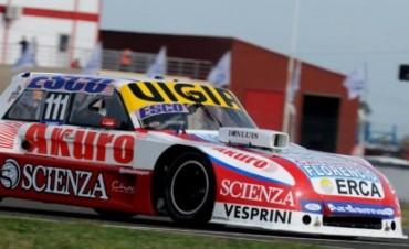 El Pato Silva se quedó con la pole del TC en Concepción
