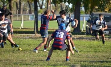 Saladillo Rugby volvió a jugar por el Torneo de la Uroba