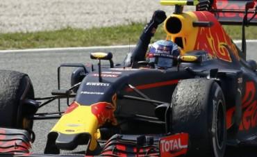 Max Verstappen hace historia en la Formula 1, ganó en el Gran Premio de España
