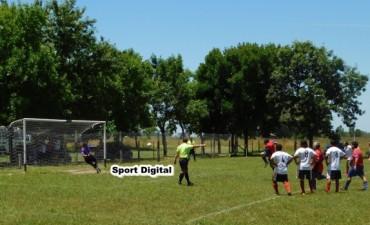 La octava fecha se juega en la cancha del Deportivo Cazon