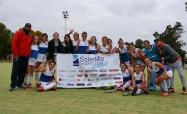 Saladillo se encuentra participando en el Regional de clubes B