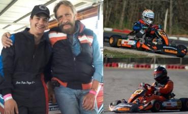 """Se corre la """"Carrera del año"""" en el Kartódromo de Buenos Aires con invitados"""