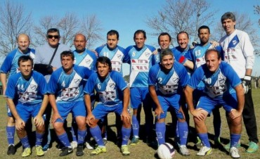 Veteranos juegan en Toledo por el torneo