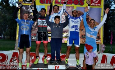 Federico Vivas ganó en Lobos