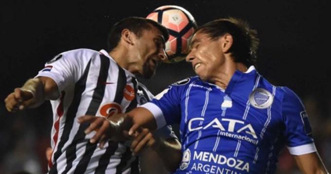 Godoy Cruz va por la punta y la clasificación