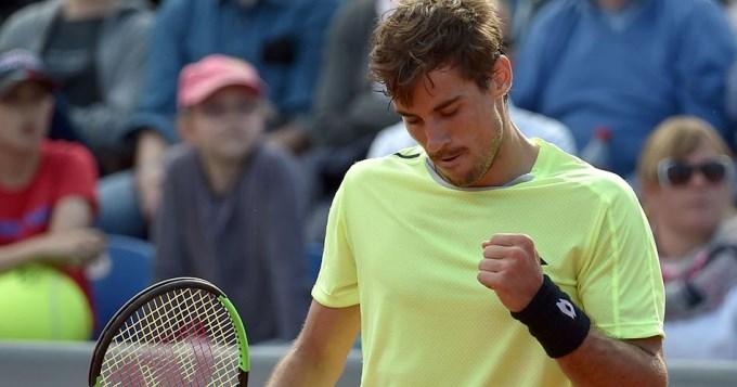 Pella remontó un partidazo y va por su primer título ATP