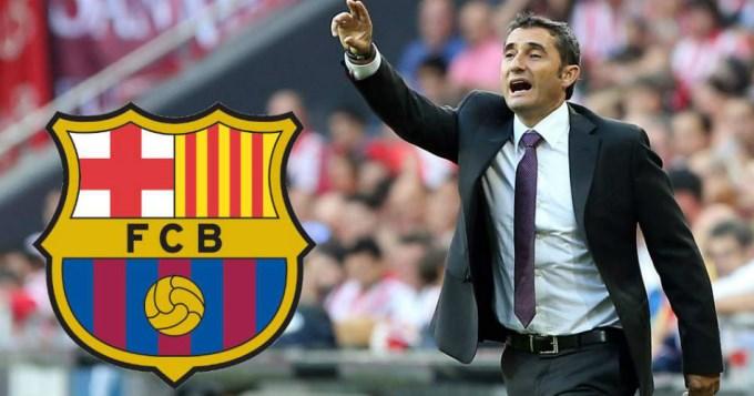 Valverde, nuevo DT del Barcelona