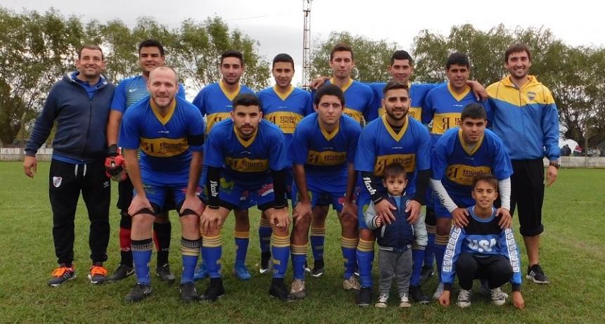 Cuatro punteros después de la tercera fecha del Torneo Oficial de Fútbol