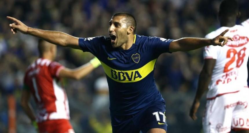 Boca le ganó a Unión con dos goles de