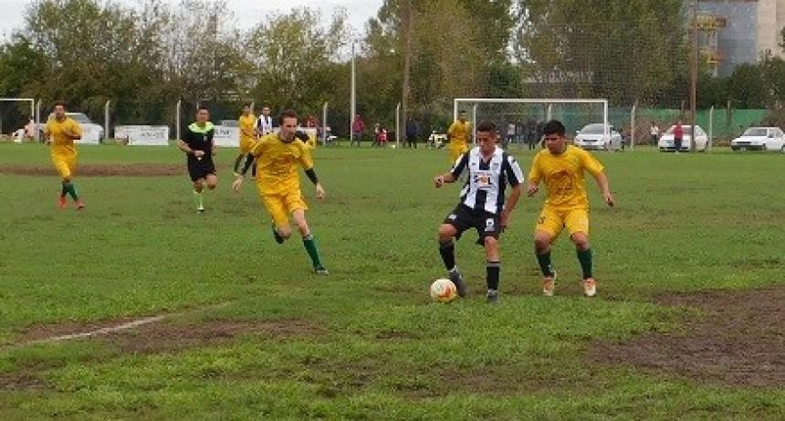 Se jugaron solo dos partidos del torneo de Primera División