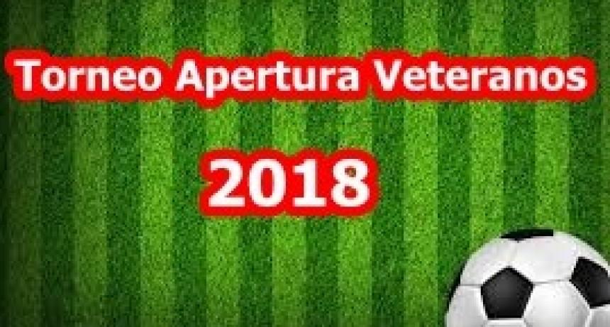 Veteranos juegan la quinta fecha en Álvarez de Toledo