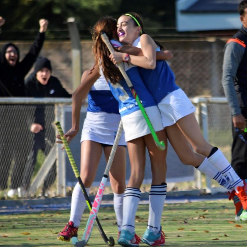 Saladillo Hockey club recibió al Azul Rugby