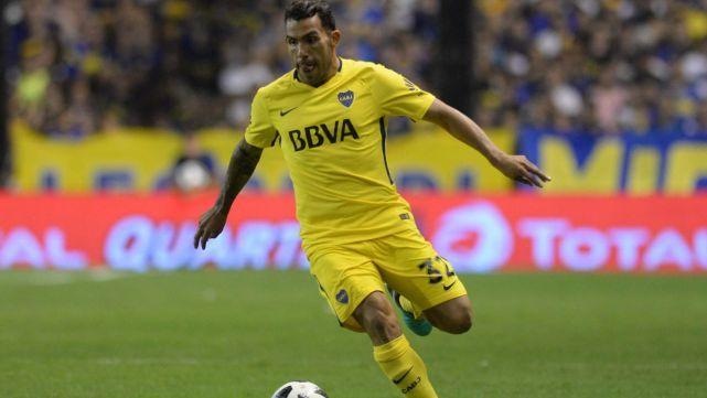 Boca viajó a Colombia con todo definido y Tevez se sinceró