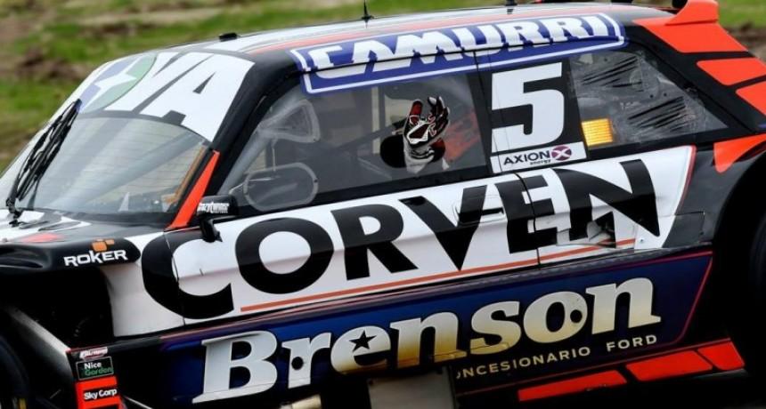 Matías Rossi fue imbatible en Rosario