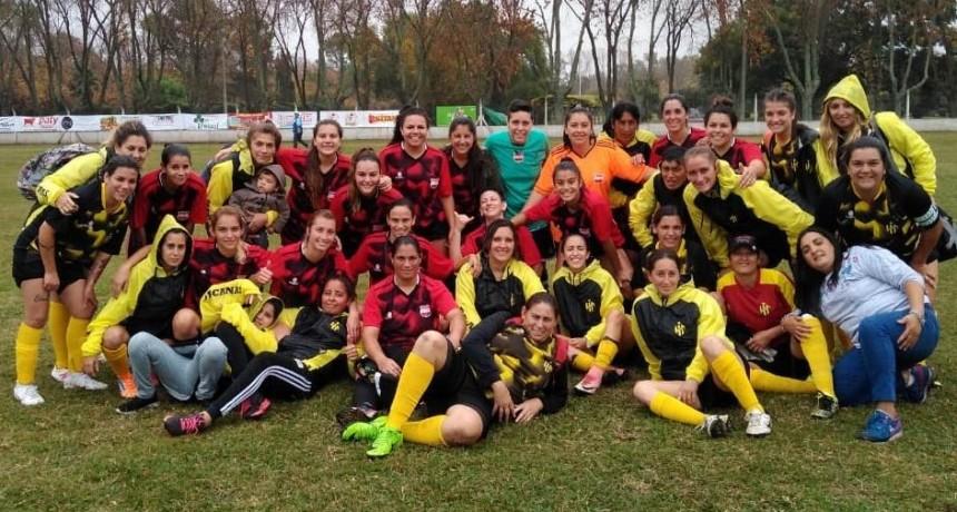 La Lola y Argentinos igualaron por el Torneo Femenino de Fútbol