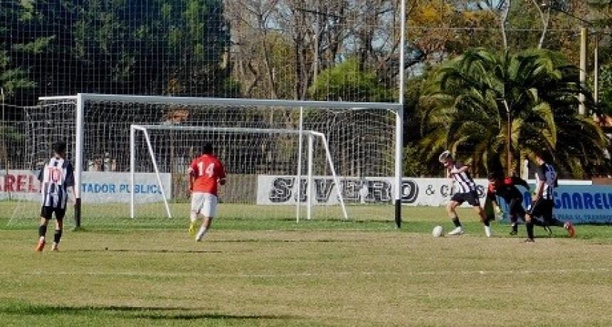 Del Carril se quedó con la fase regular en Primera División
