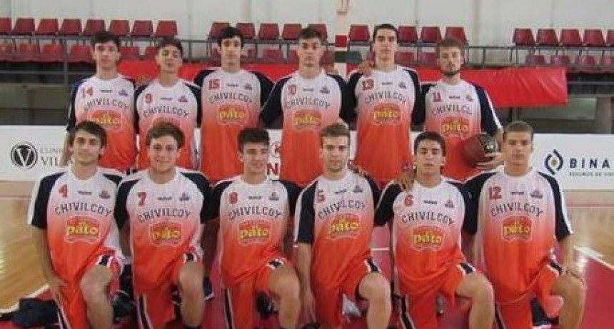 Selección sub19 de Chivilcoy perdió en semifinales con Junín