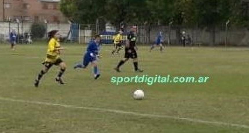 El Torneo Femenino de Fútbol tuvo su novena fecha