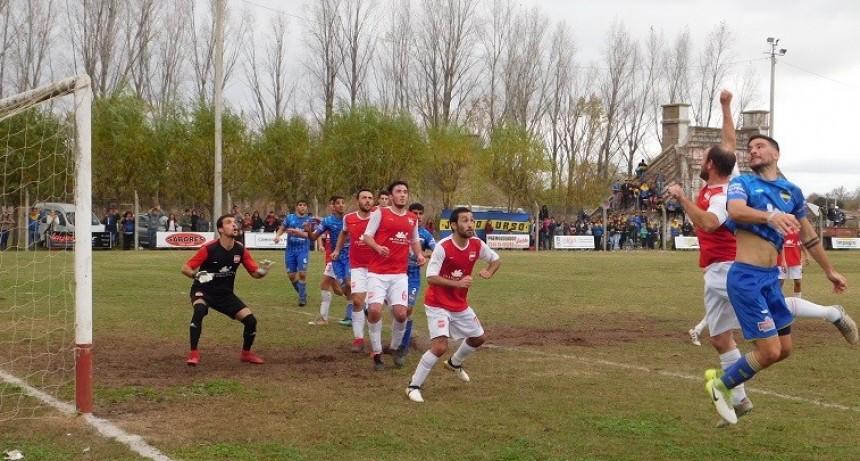 Jacobo Urso y Argentino pasaron a semifinales en Primera