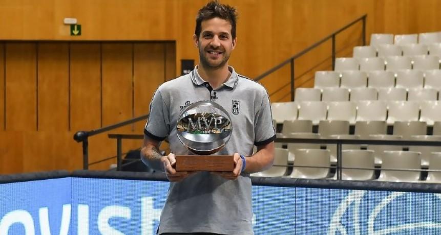 Nicolas Laprovittola, flamante MVP Movistar de la Liga Endesa 2018-19
