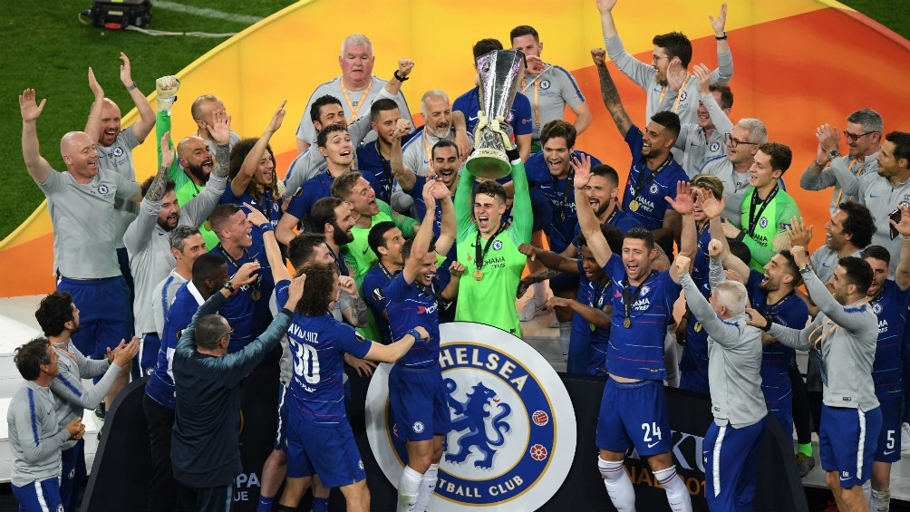 Chelsea le ganó a Arsenal y se consagró campeón de la Liga de Europa