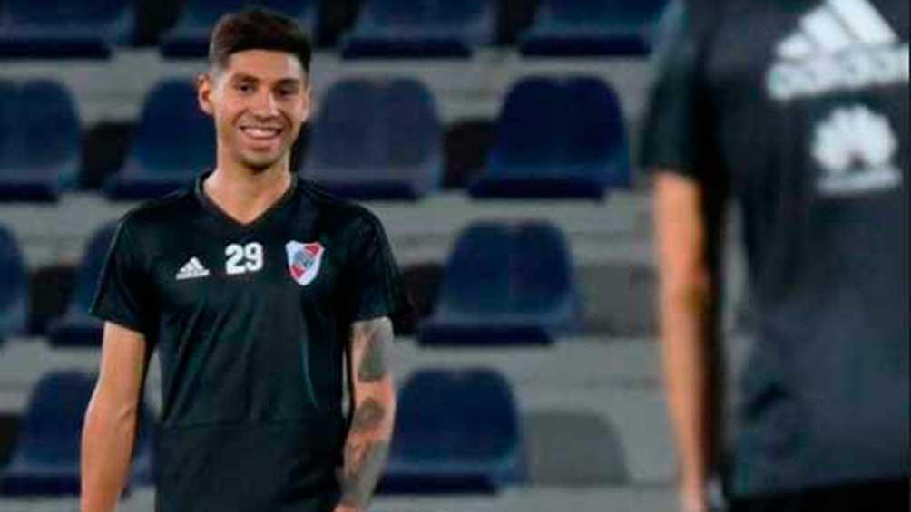 Marcelo Gallardo ya cuenta con Montiel para volver como titular
