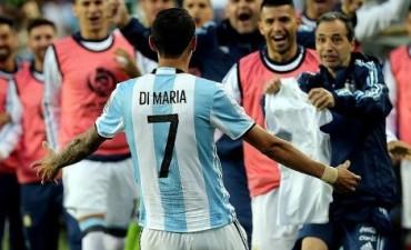 Copa América Centenario: Argentina le ganó a Chile en el debut