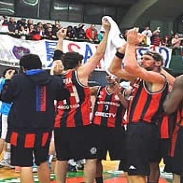 San Lorenzo finalista de la Liga Nacional de Básquet