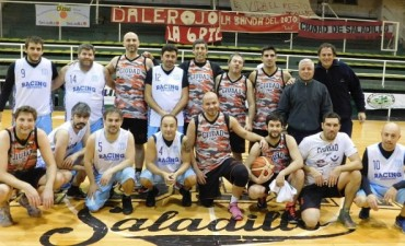 Victoria de Maxi Saladillo ante Racing de Chivilcoy