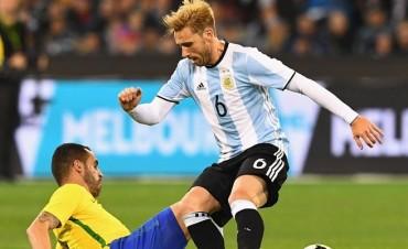 Argentina se exhibió en Singapur y selló una goleada en el cierre de la gira por Asia